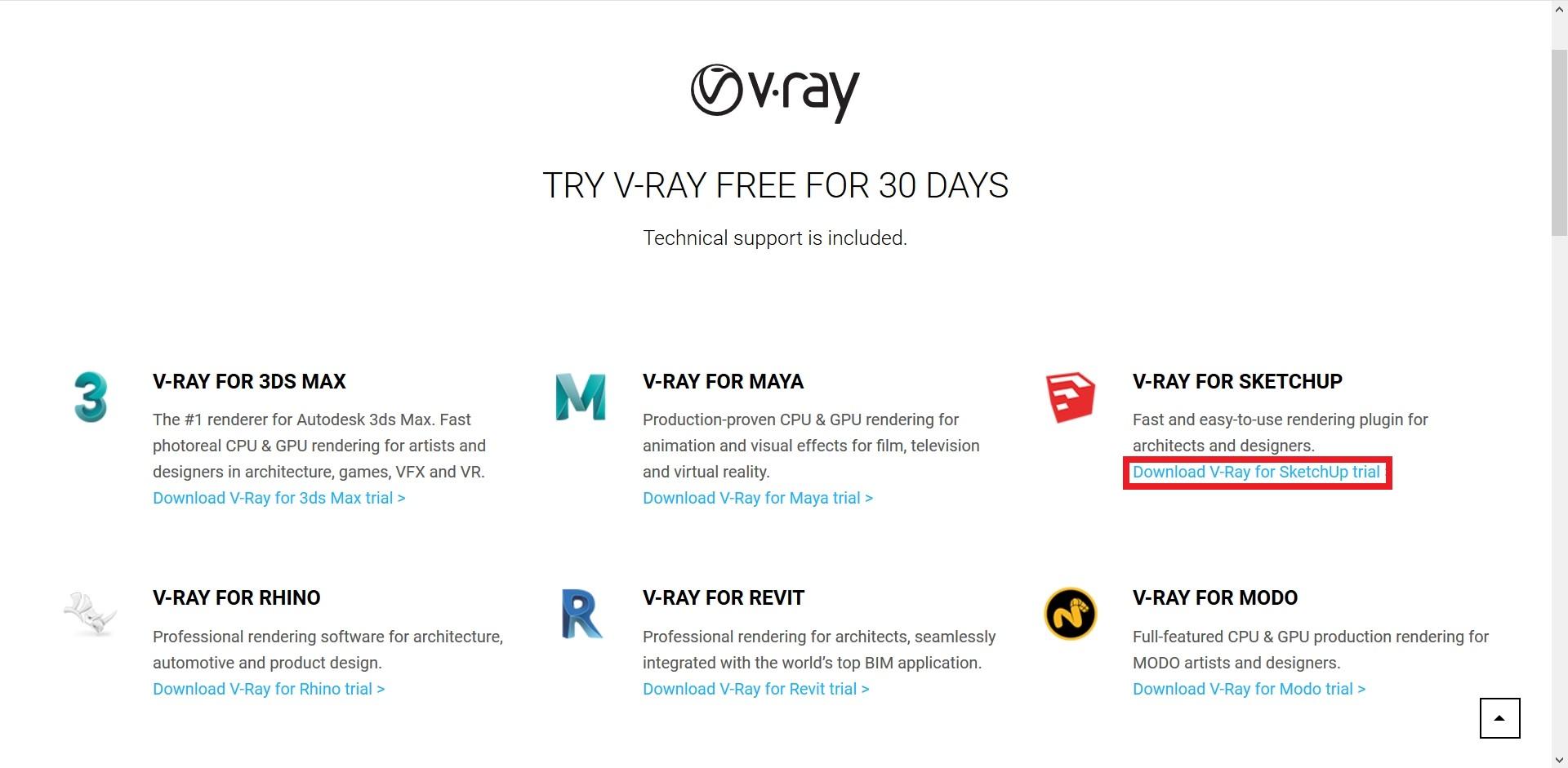 Guía de Instalación de VRay 3 6 demo para SketchUp (Actualizado Nov